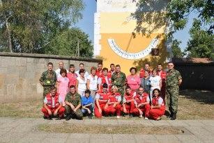 Saradnja Vojske Srbije sa civilnim sektorom
